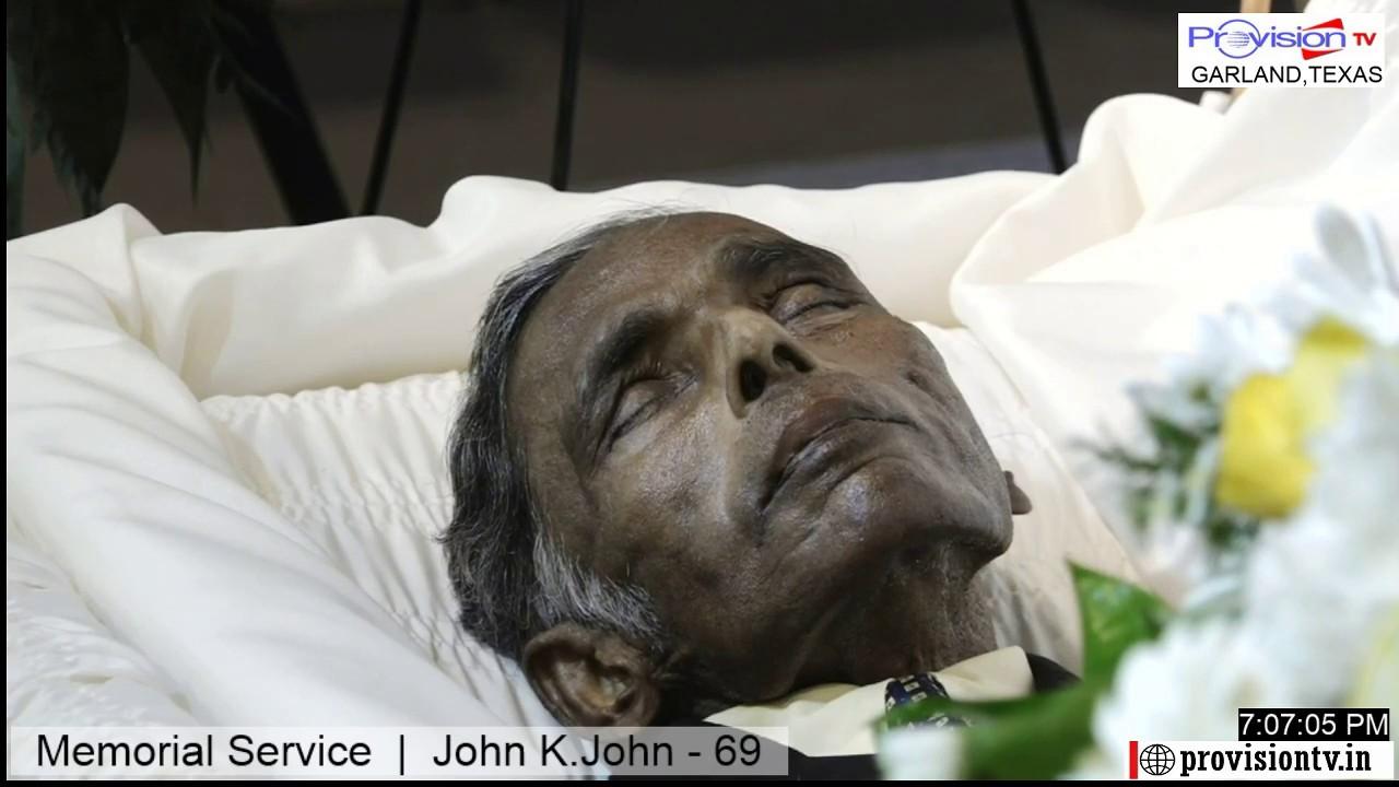 John K. John - 69